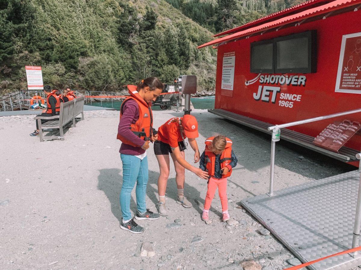 nova zelandia com bebes e crianças pequenas