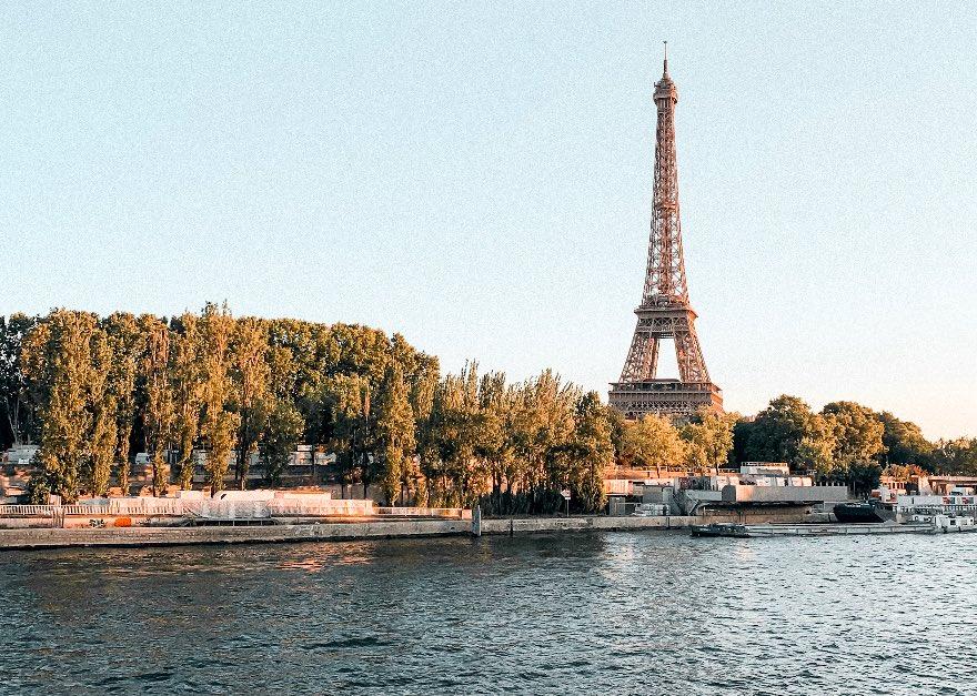 Roteiro de 1 dia em Paris: do Jardim de Luxemburgo a Torre Eiffel caminhando